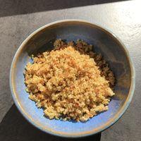 Crispy Air-Fried Quinoa