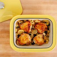 Custom Cook Template- Braised Chicken Thighs