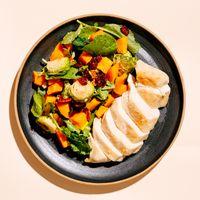 1 Chicken Breast + 1 Zone Vegetables