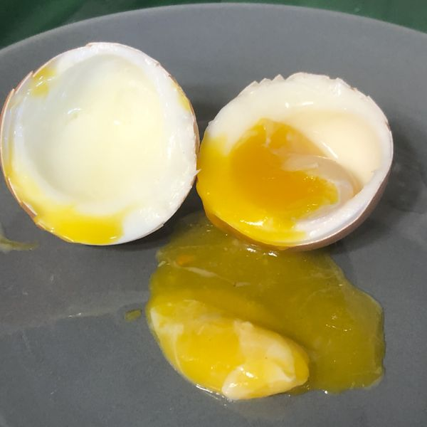 Turbo PERFECT SOFT boiled eggs wide display