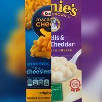 Box Macaroni and cheese