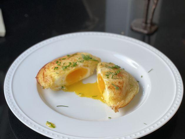 Korean Egg Bread wide display