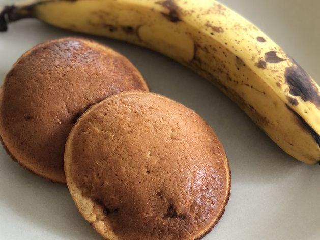 Bananas Foster Pancake Mini Muffins wide display