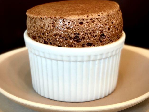 Flourless Chocolate Soufflé wide display