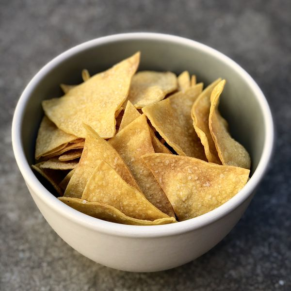Tortilla Chips wide display