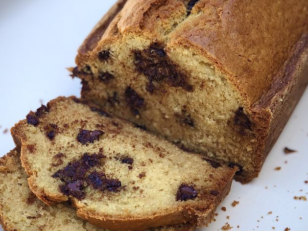 Chocolate Chip Quick Bread wide display