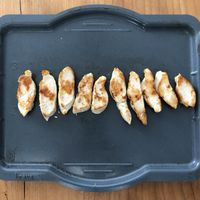 Reheat Chicken Breast (with browning)