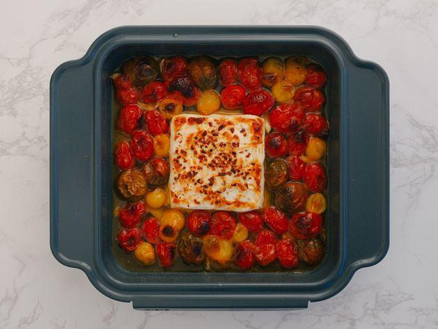 Baked Feta Pasta wide display