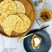Potato Flatbreads
