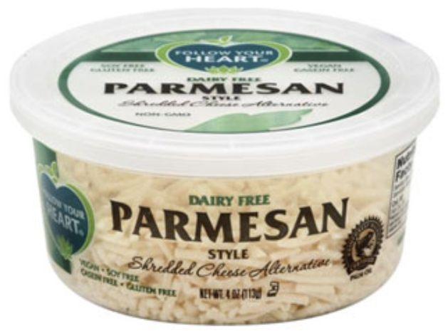 Vegan Parmesan Crisps wide display