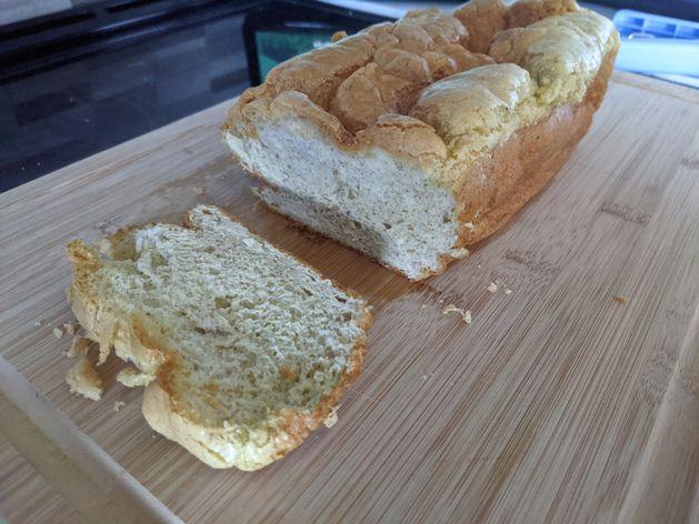 Cloud Bread wide display
