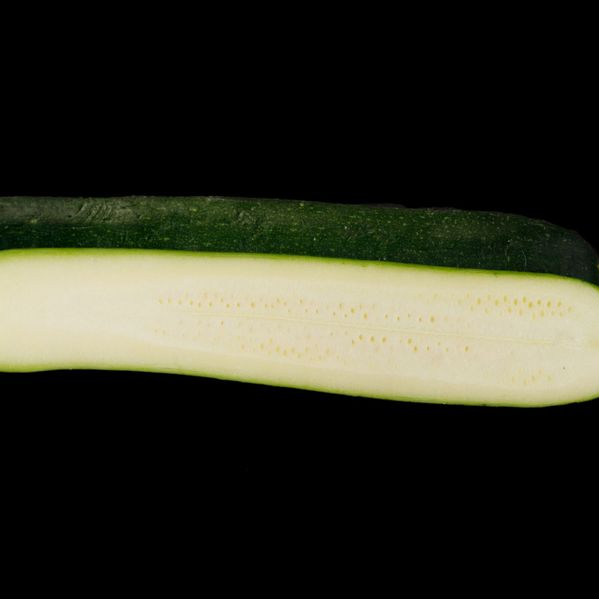 Zucchini narrow display