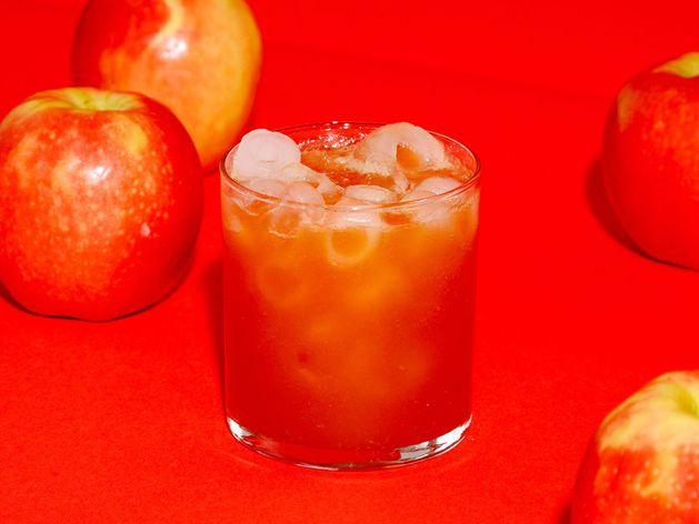 Apple Ginger Fizz wide display