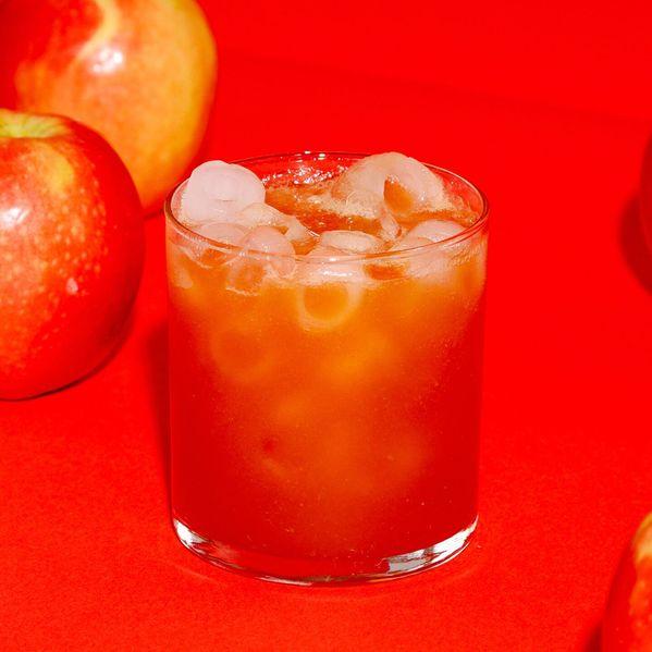 Apple Ginger Fizz narrow display