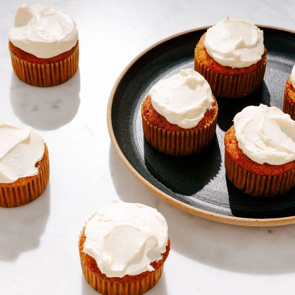 Carrot Cupcakes narrow display