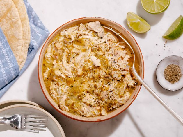 Chicken Chile Verde wide display