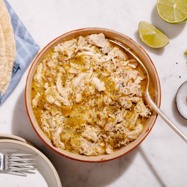Chicken Chile Verde narrow display