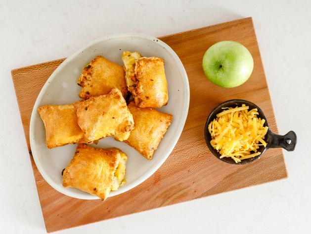 Apple Cheddar Turnovers wide display