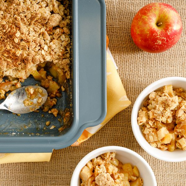 Apple Crisp narrow display