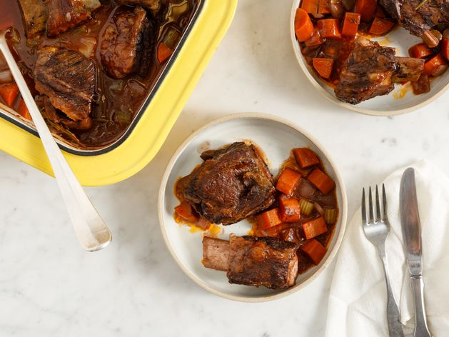 Braised Short Ribs wide display