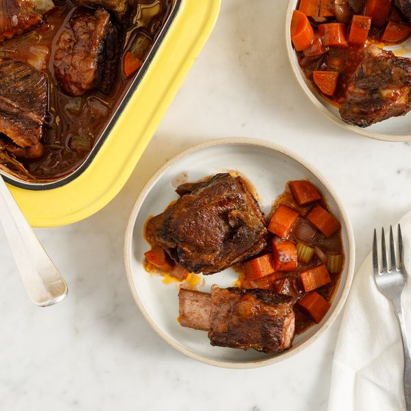 Braised Short Ribs narrow display