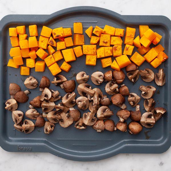 Butternut Squash & Mushrooms narrow display