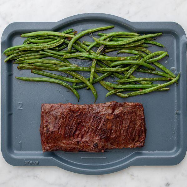 Skirt Steak and Green Beans narrow display