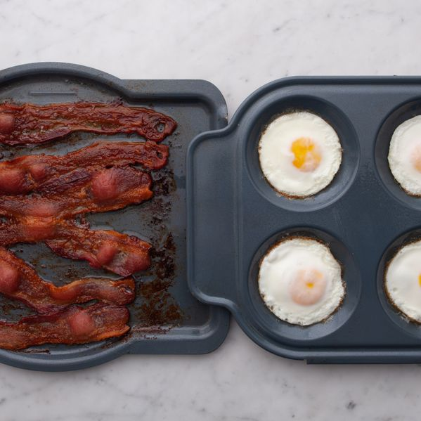 Eggs and Bacon narrow display