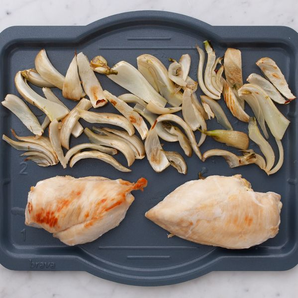 Chicken Breasts and Fennel narrow display