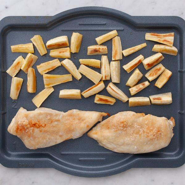 Chicken Breasts and Parsnips narrow display