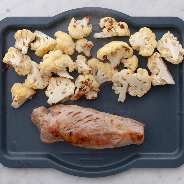 Pork Tenderloin and Cauliflower narrow display