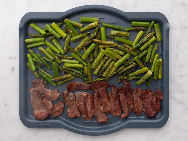 Stir-Fry Beef and Asparagus wide display