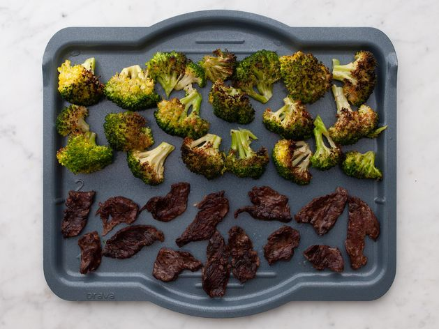 Stir Fry Beef and Broccoli wide display