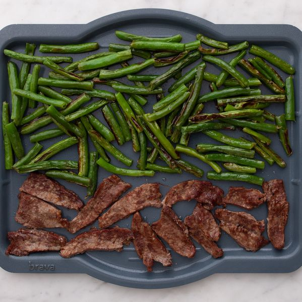 Stir-Fry Beef and Green Beans narrow display