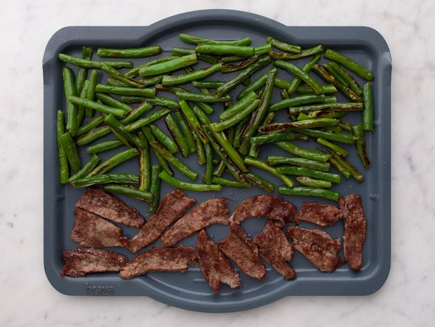 Stir-Fry Beef and Green Beans wide display