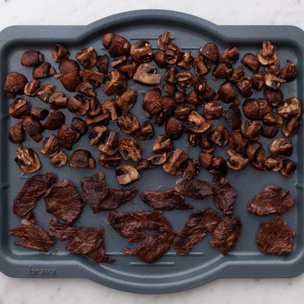 Stir Fry Beef and Mushrooms narrow display