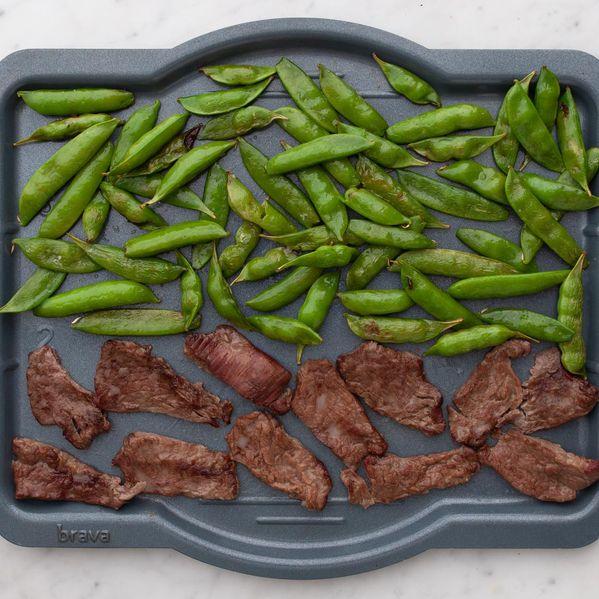 Stir Fry Beef and Snap Peas narrow display