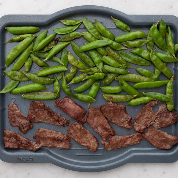 Stir Fry Beef and Snap Peas narrow display