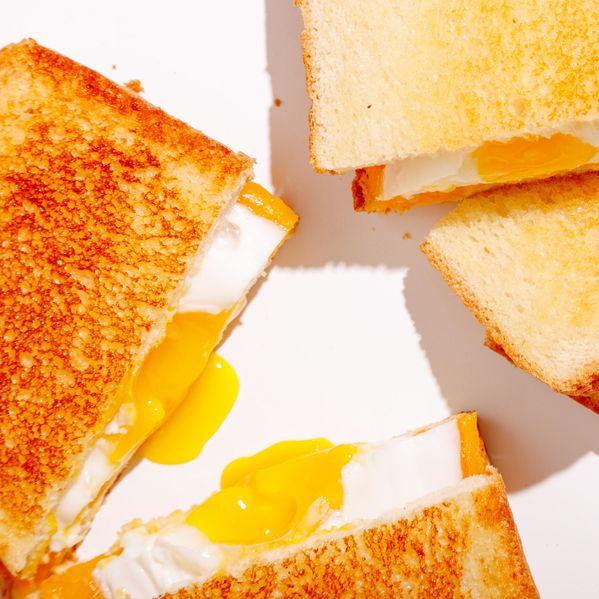 Egg & Cheese Breakfast Sandwich narrow display
