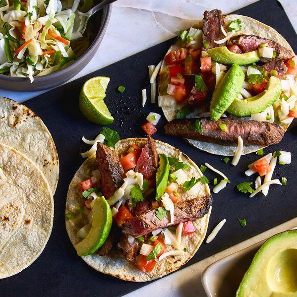 Carne Asada Tacos narrow display