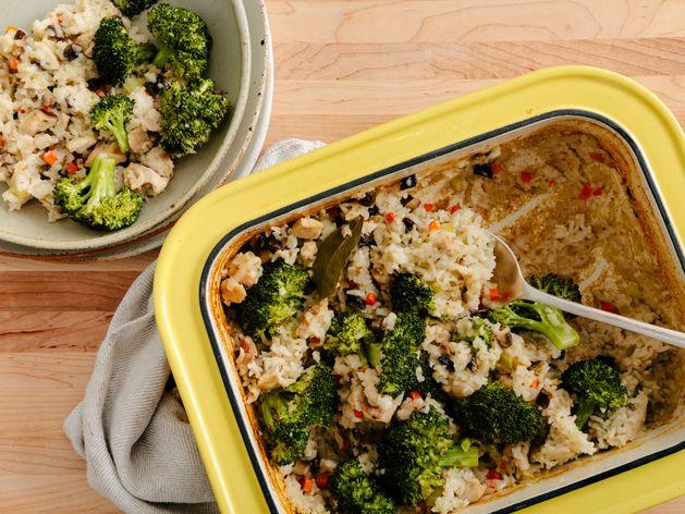Chicken & Rice Casserole wide display