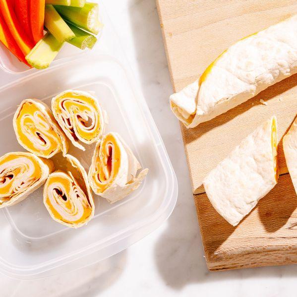 Lunchbox Roll Ups narrow display