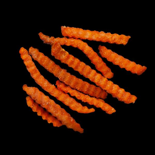 Frozen Sweet Potato Fries narrow display