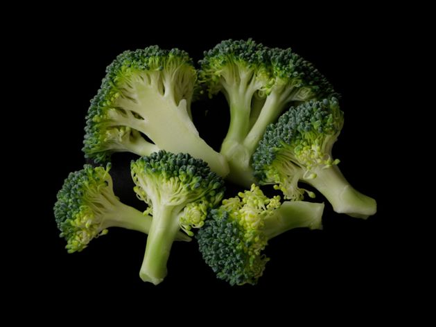 Broccoli wide display