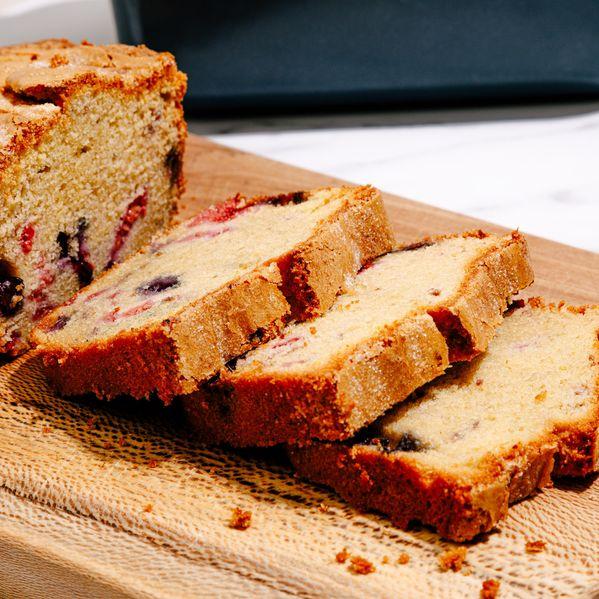 Berry Pound Cake narrow display