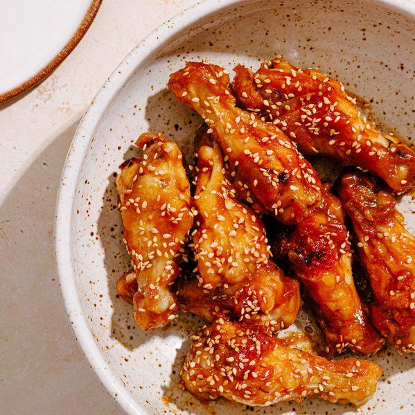 Teriyaki Chicken Wings narrow display