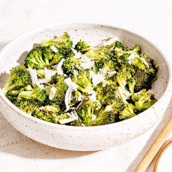 Garlic Roasted Broccoli narrow display