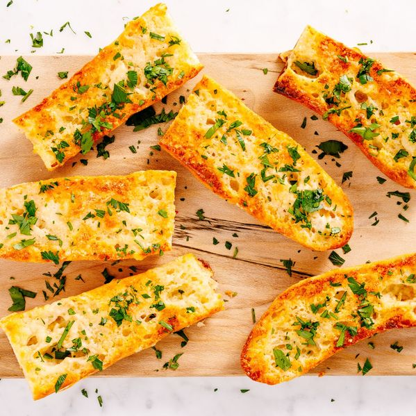Garlic Bread narrow display