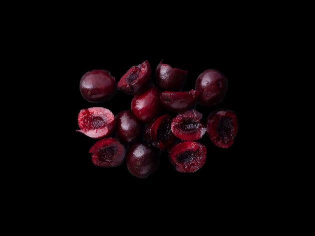 Cherries wide display
