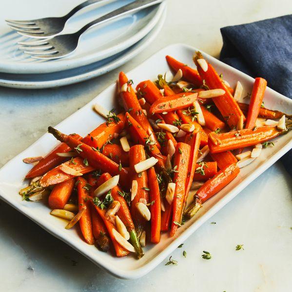 Roasted Carrots narrow display